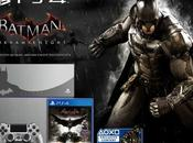 couleurs Batman Arkham Knight