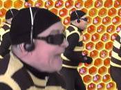 danse l'abeille Doudoul Riom fait buzz dans Touche Poste