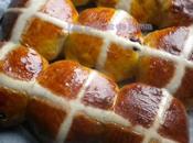 cross buns (petites brioches Pâques)
