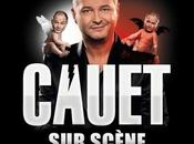 spectacle Cauet direct Palais Sports, soir NRJ12