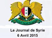 VIDÉO. Journal Syrie 06/04/14. L'armée intensifie riposte contre terroristes Idleb