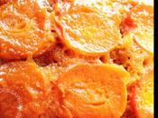 Cake renverse l'abricot