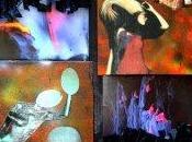 Visite d'une classe galerie Moutt'Art enfants vo...