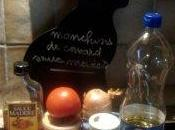 Manchons canard sauce madère
