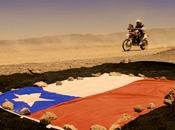Chili adios Dakar