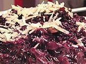 noir cepes creme parmesan facon risotto