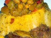 Couscous safran
