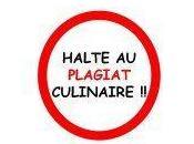 Halte Plagiat Culinaire