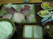 Déjeuner Sashimi