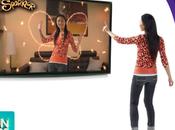Avatar Kinect & Sparkler sont dispo!
