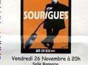 Alain SOURIGUES Nantes pour fêter l'association enfant main