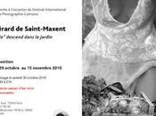 Exposition Gérard Saint-Maxent Festival international photographie culinaire.