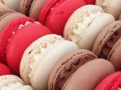 Ganaches pour macarons Fraise vanille chocolat