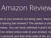 Amazon porte plainte contre faux avis