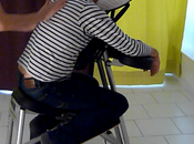 Présentation vidéo séances massage assis