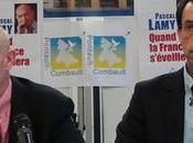 Conférence Pascal LAMY face lycéens Charles Chauve Roissy Brie 77680