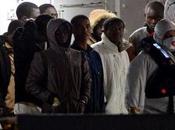 MONDE Libye plaque tournante l'immigration clandestine
