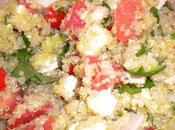 Taboulé Quinoa Pamplemousse Feta
