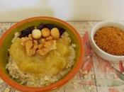 Porridge vitalité (Vegan)