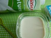 yaourts soja maison seulement kcal avec boisson nature Sojasun ferments Yalacta (sans gluten sans sucre)