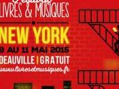 Festival Livres Musiques Deauville road again
