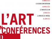 Conférence gratuite Design contemporain jeudi avril
