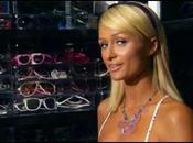 Dans dressing Paris Hilton