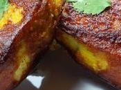 Croquette d'œufs Cabillaud Fried Cutlets