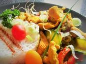 Colombo poulet créole