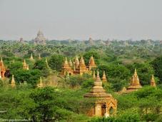 55-Circuit Myanmar (Birmanie) ''Pagodes Feuilles d'or'' avec Club Découverte.