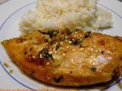 Yang Poulet Barbecue sauce pimentée sucrée