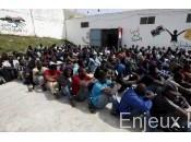 Libye migrants détenus dans centres rétention