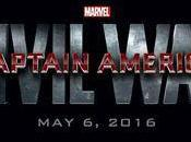 Cinéma Captain America Civil War, Affiche