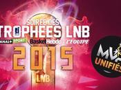 Basket Soirée Trophées 2015 avec Nicolas Batum