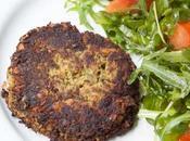 Steak Végétal Epinards Courgettes