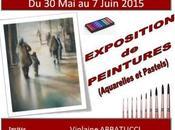 3ème biennale d'aquarelle pastel Auvergne Mèzel