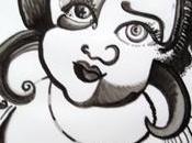 """Portraits personnages """"Contes petite fille moche"""""""
