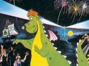 Peter Elliott dragon (Pete's Dragon)