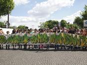 Paris marche contre Monsanto
