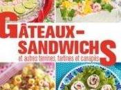 Sandwich-cake saumon livres Apéro chef gagner