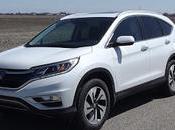 Essai routier: Honda CR-V 2015