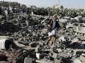 Yémen raids l'Arabie Saoudite continuent, malgré présence l'envoyé l'ONU