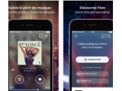 Deezer Music nouvelle application iPad ajout podcasts