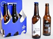 Meerbier Alessia Sistori, marque bière packaging écologique