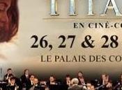 TITANIC ciné-concert Palais Congrès Paris juin 2015