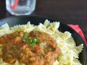 Sauce pour pâte Tomate persil express