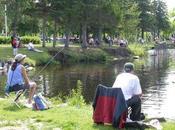 Activités famille pendant Fête pêche Shawinigan