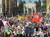 Allemagne Près 40'000 personnes défilent contre Munich