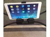 Test Nbryte Tablift 2.0, support universel pour iPad