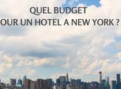 quel budget pour hôtel york